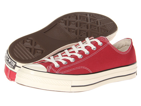 Converse - Chuck Taylor All Star '70 Ox (Crimson) Athletic Shoes