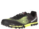 Reebok All Terrain Sprint (Black/Neon Yellow/White) Men's Running Shoes