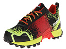 Reebok Wild Extreme (Black/Neon Yellow/China Red/White) Men's Running Shoes