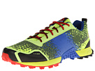 Reebok Wild Extreme (Neon Yellow/Vital Blue/Black/White) Men's Running Shoes