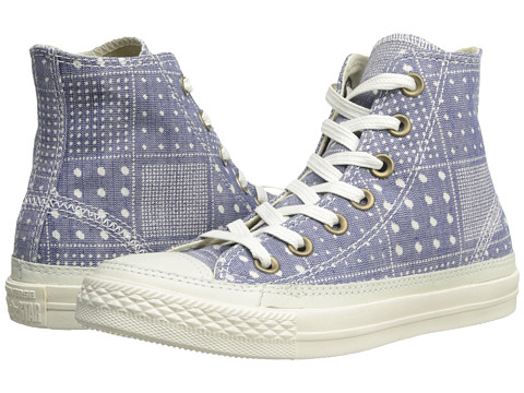 Converse - Chuck Taylor All Star LP II Hi (Ensign Blue) Shoes