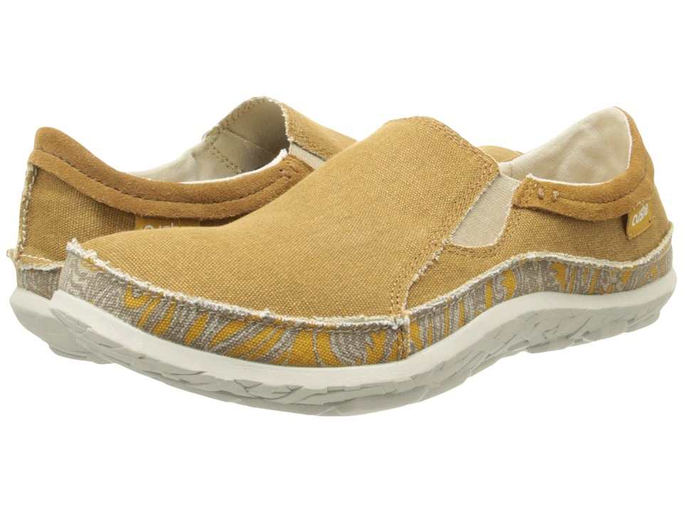 Cushe - Dawn Patrol Slipper (Mustard) Men's Shoes