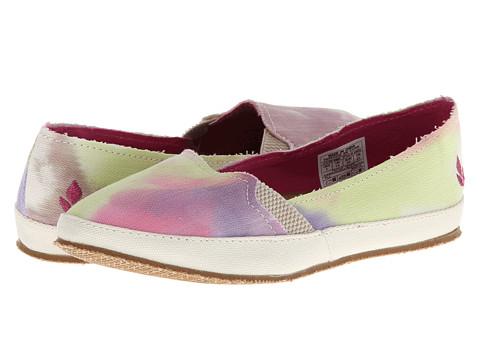 Reef Kids - Little Reef Summer (Little Kid/Big Kid) (Tie Dye) Girls Shoes