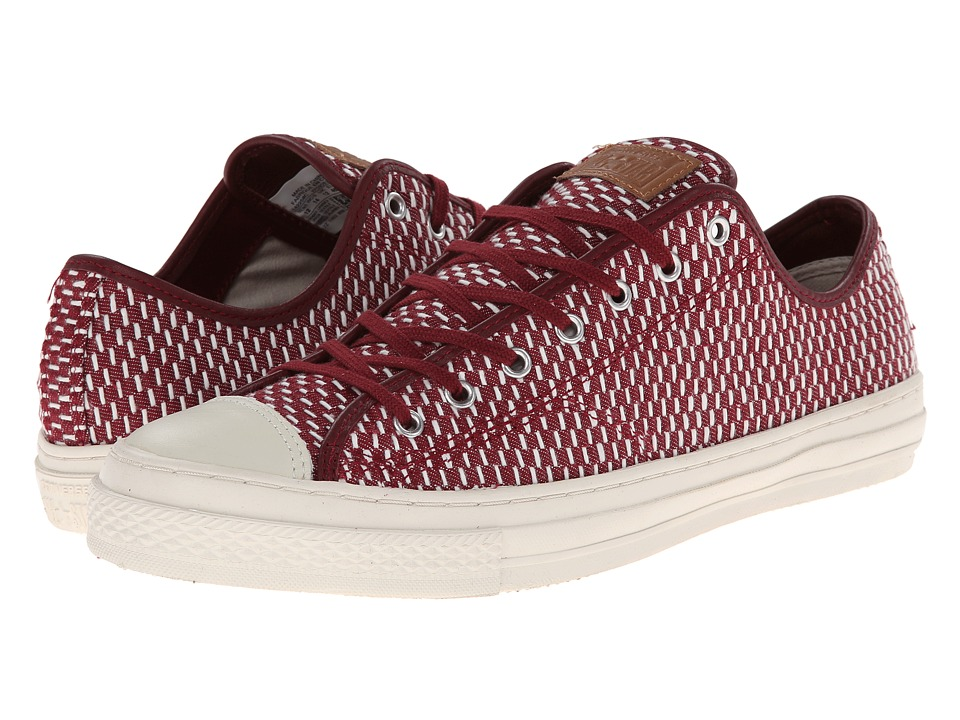 Converse - Chuck Taylor All Star Premium Woven Ox (Gooseberry) Athletic Shoes