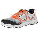Reebok ATV19 Sonic Rush (Steel/Swag Orange/Tin Grey/Black) Men's Running Shoes