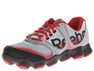 Reebok ATV19 Sonic Rush (Steel/Tin Grey/Stadium Red/Black) Men's Running Shoes
