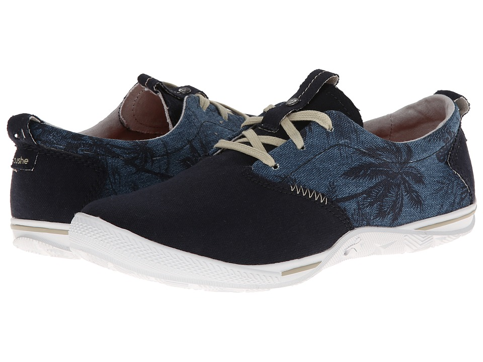 Cushe - Dillinger (Navy) Men's Lace up casual Shoes
