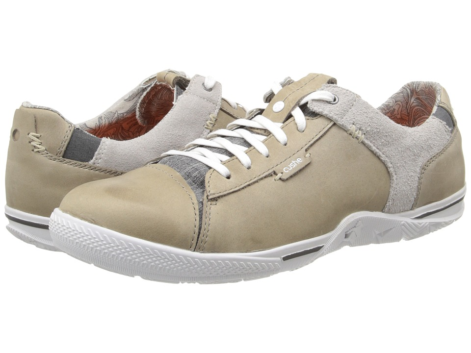 Cushe - Kelly (Grey) Men's Lace up casual Shoes