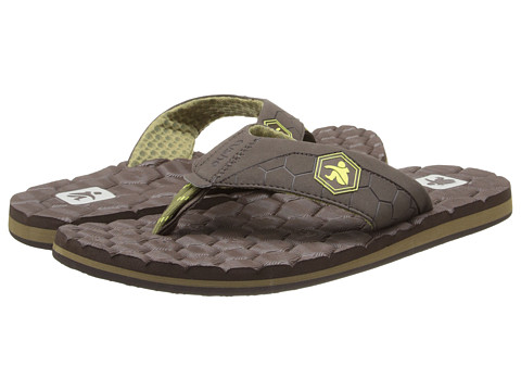 Cushe - Flipside (Brown) Men's Sandals
