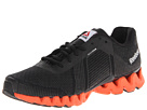 Reebok Zigtech 3.0 Energy (Black/White/Swag Orange) Men's Running Shoes