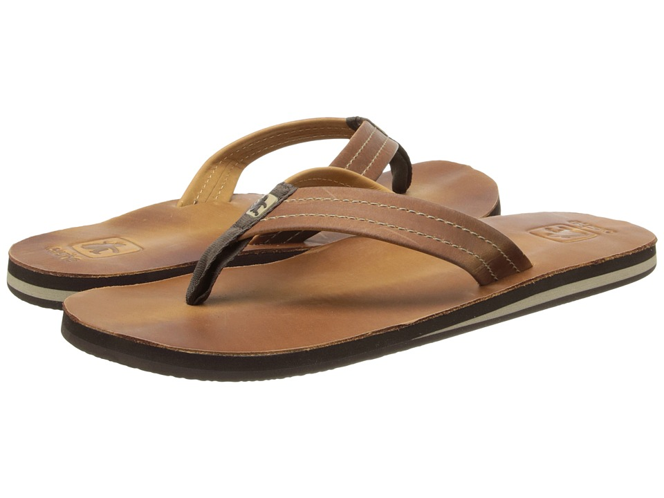 Cushe - Cushe Fresh M (Tan) Men's Sandals