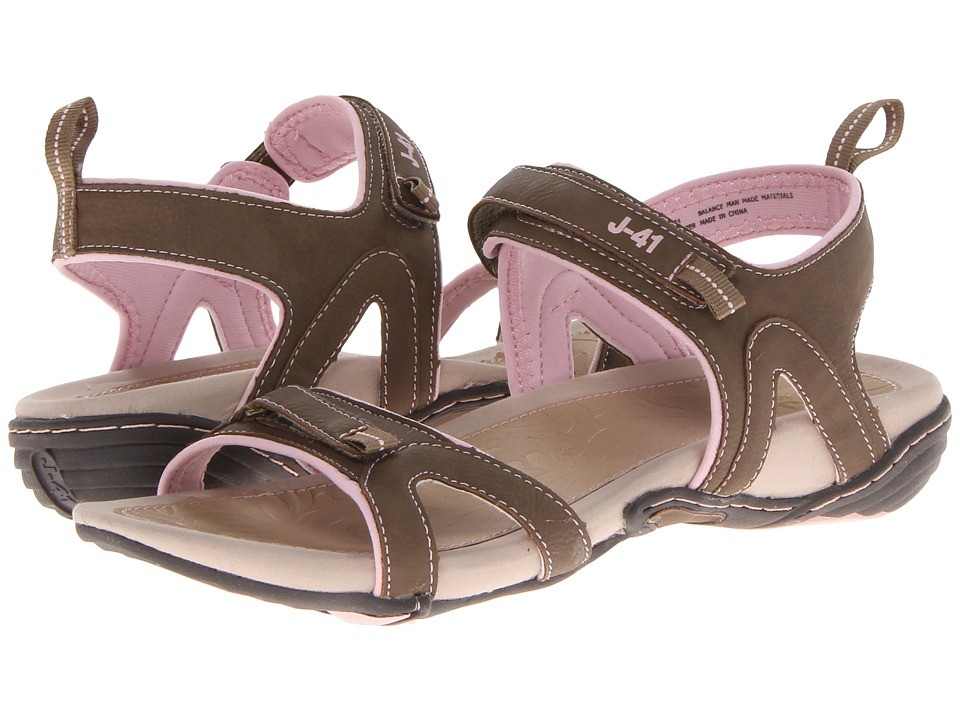 J-41 - Sasha (Taupe) Women's Shoes