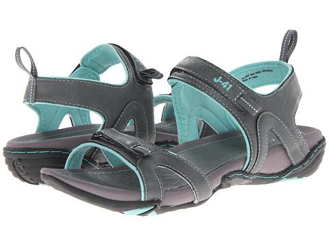 J-41 - Sasha (Charcoal) Women's Shoes