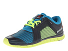 Reebok Z Fury (Conrad Blue/Reebok Navy/Neon Yellow/White) Men's Running Shoes