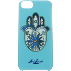 SALE! $14.99 - Save $20 on Lucky Brand Blue Hamsa Phone Case (Blue) Bags and Luggage - 57.17% OFF $35.00