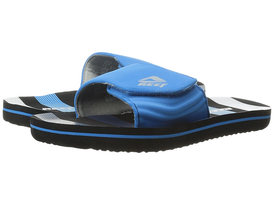 Reef Kids - Grom Ahi Slide (Infant/Toddler/Little Kid/Big Kid) (Blue Horizon) Boys Shoes