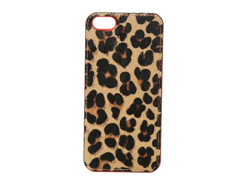 Lucky Brand - Leopard Phone Case (Multi) Cell Phone Case