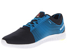 Reebok Z Quick (Reebox Navy/Conrad Blue/White/Neon Yellow) Men's Running Shoes