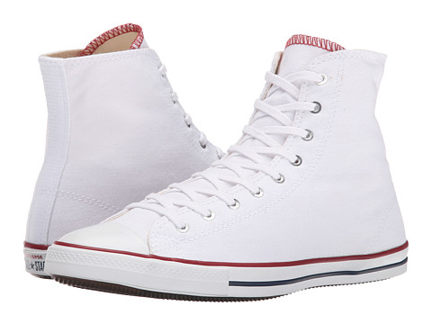 Converse - Chuck Taylor All Star Fancy Hi (White) Women's Shoes