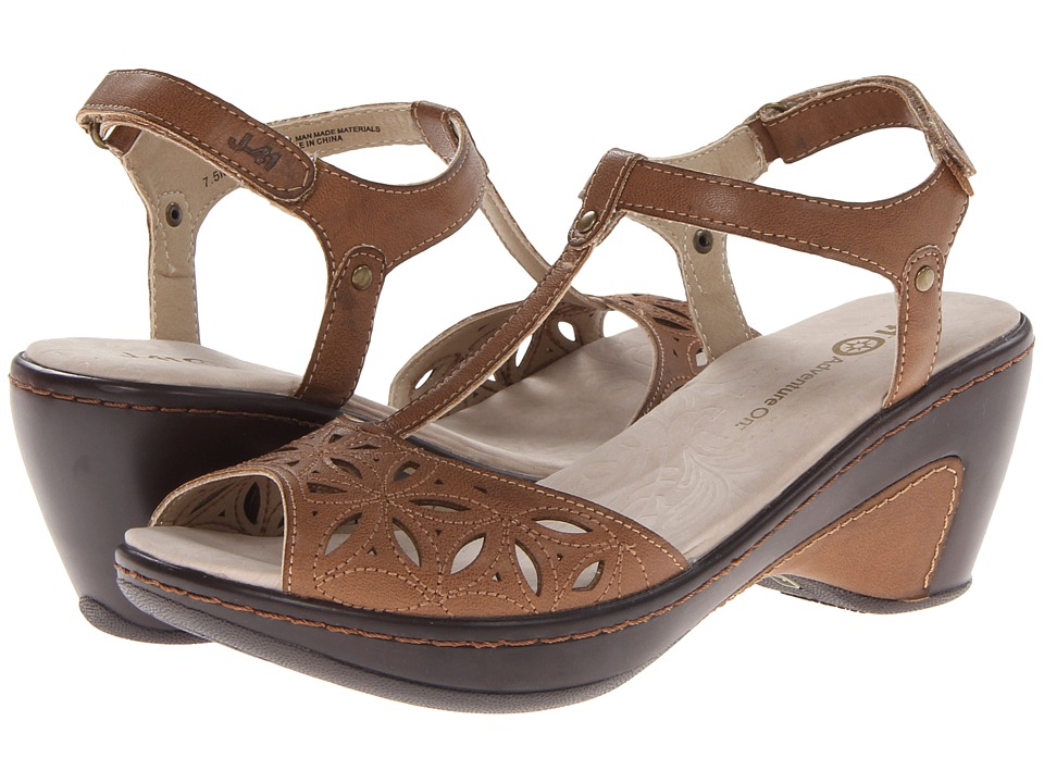 J-41 - Cassia - Too (Camel) Women's Shoes