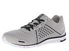 Reebok Realflex Scream 4.0 (Steel/Black/White) Men's Running Shoes