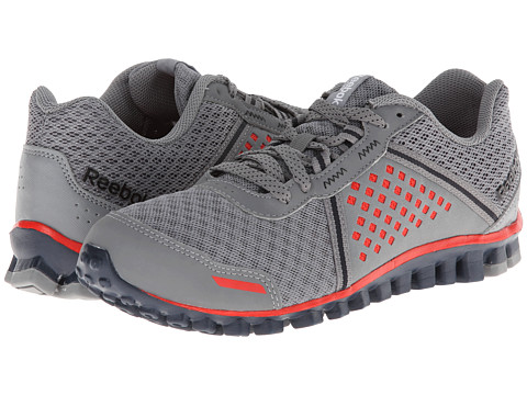best service 0b7e2 810af UPC 887386231484 product image for Reebok Realflex Scream 4.0 (Foggy  Grey China Red  ...