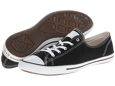 Converse - Chuck Taylor All Star Fancy Ox (Black) Women