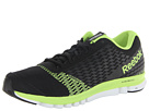 Reebok Sublite Duo Instinct (Black/Neon Yellow/China Red/White) Men's Running Shoes