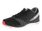 Reebok Sublite Duo Instinct (Black/Foggy Grey/China Red/White) Men's Running Shoes