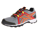 Reebok Dirtkicker Trail (Flat Grey/Black/Stadium Red/Ultimate Yellow/White) Men's Running Shoes