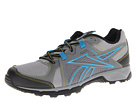 Reebok Dirtkicker Trail (Tin Grey/Foggy Grey/Black/Blue Bomb/Ultimate Yellow/Flat Grey) Men's Running Shoes
