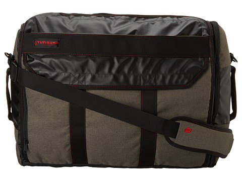 Timbuk2 - Wingman - Medium (Carbon Full-Cycle Twill) Messenger Bags