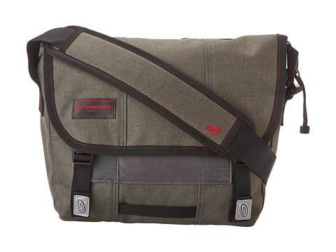 Timbuk2 - Classic Messenger Bag - Extra Small (Carbon Full-Cycle Twill) Messenger Bags