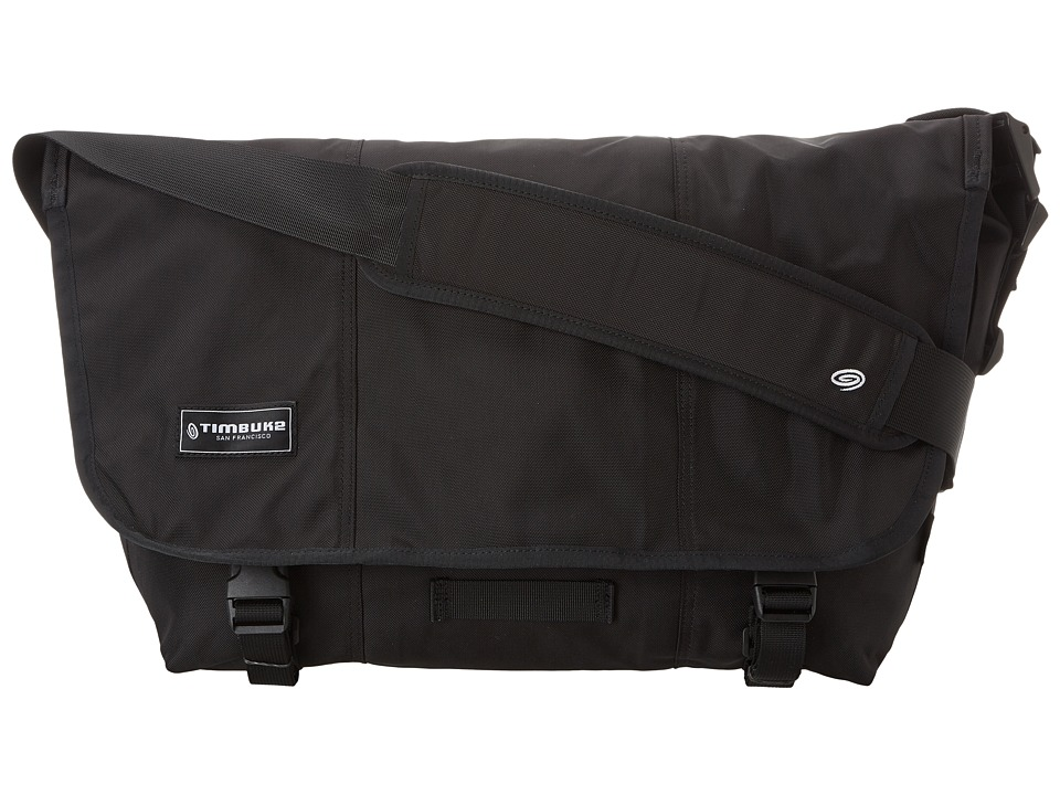 Timbuk2 - Classic Messenger Bag - Large (Black) Bags