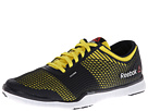 Reebok - Reebok Z Quick TR (Ultimate Yellow/Reebok Navy/White)