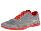 Reebok Reebok Z Quick TR (Foggy Grey/Tin Grey/White/China Red) Men's Cross Training Shoes