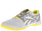 Reebok Reebok One Trainer 1.0 (Steel/Foggy Grey/Black/Ultimate Yellow) Men's Cross Training Shoes