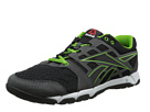 Reebok Reebok One Trainer 1.0 (Black/Gravel/Chalk/Green Smash) Men's Cross Training Shoes