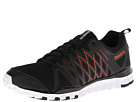 Reebok RealFlex Advance TR 2.0 (Black/White/China Red) Men's Cross Training Shoes