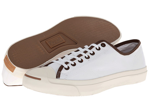 Converse - Jack Purcell Jack Ox (White) Athletic Shoes