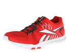Reebok Yourflex Train RS 4.0 (China Red/Gravel/White) Men's Cross Training Shoes