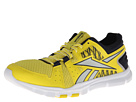 Reebok Yourflex Train RS 4.0 (Ultimate Yellow/Reebok Navy/Steel/White) Men's Cross Training Shoes