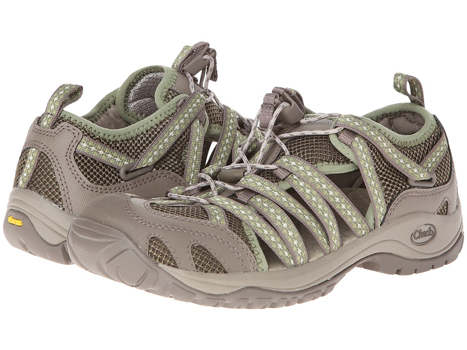 Chaco - Outcross Lace (Fern) Women's Shoes