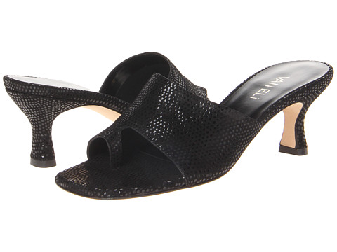 Vaneli - Melea (Black E-Print) High Heels