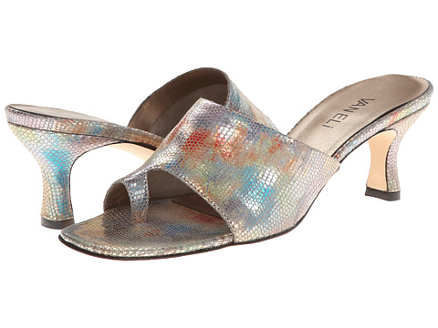 Vaneli - Melea (Multi Iride Libby Met Print) High Heels