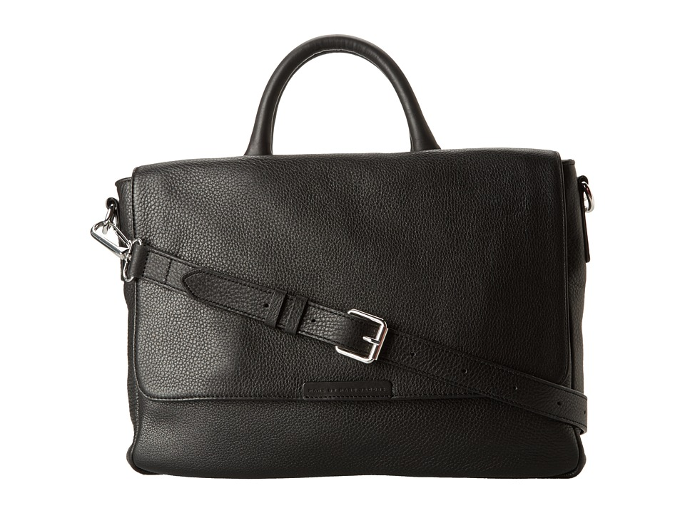 Marc by Marc Jacobs - Classic Leather Robbie G (Black) Bags