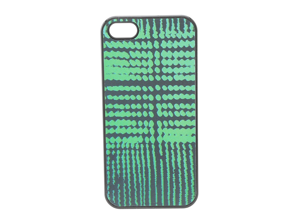 Marc by Marc Jacobs - Lenticular Blurred Dots Phone Case for iPhone 5 and 5s (Blue Multi) Cell Phone Case