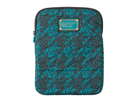 Marc by Marc Jacobs Pretty Nylon Tablet Case (Parakeet Multi) Computer Bags