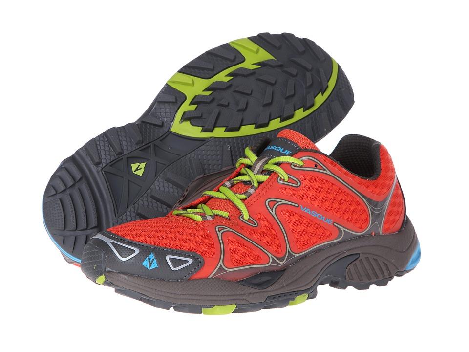 Vasque - Pendulum (Orange/Lime Green) Men's Shoes