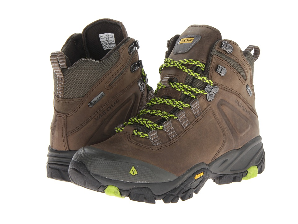 Vasque - Taku GTX (Bungee Cord/Lime Green) Women's Shoes